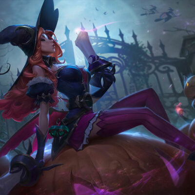 Miss Fortune Cosplay Bewitching Miss Fortune Costume Product etails