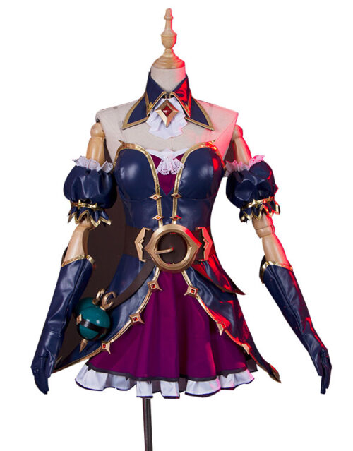 Miss Fortune Cosplay Bewitching Miss Fortune Costume Product etails (9)