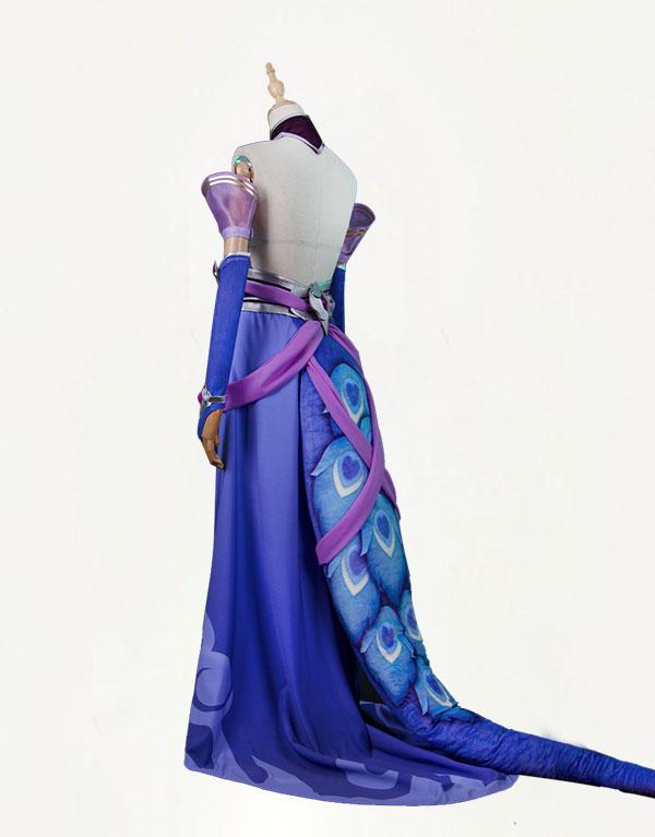 Morgana Cosplay Majestic Empress Costume (1)
