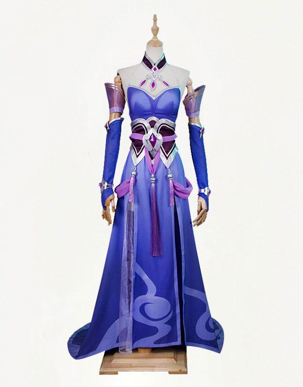 Morgana Cosplay Majestic Empress Costume (2)