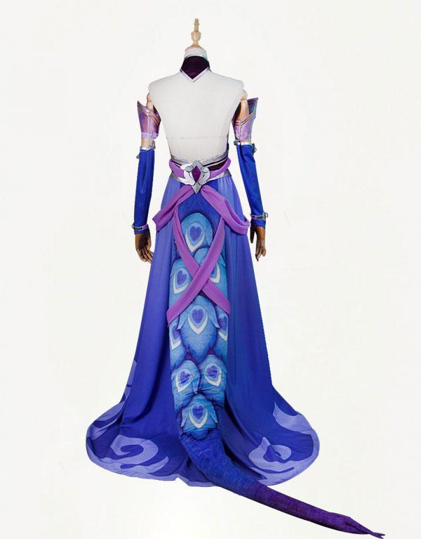 Morgana Cosplay Majestic Empress Costume (4)