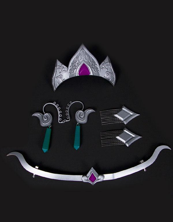 Morgana-Cosplay–Majestic-Empress-Costume
