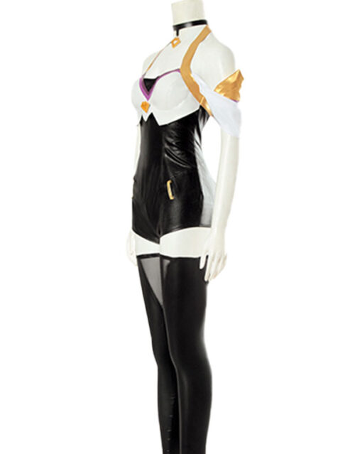 Ahri Cosplay KDA Ahri Costume Product Etails (5)