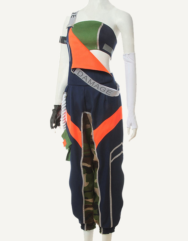 Akali Cosplay True Damage Akali Costume (3)