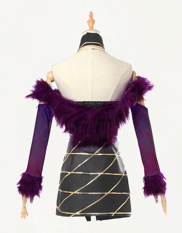 Evelynn Cosplay KDA Evelynn Costume (3)