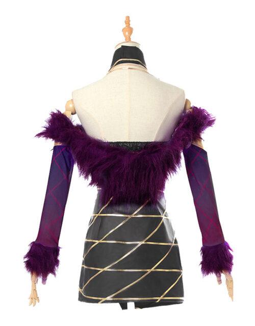 Evelynn Cosplay KDA Evelynn Costume Product Etails (1)