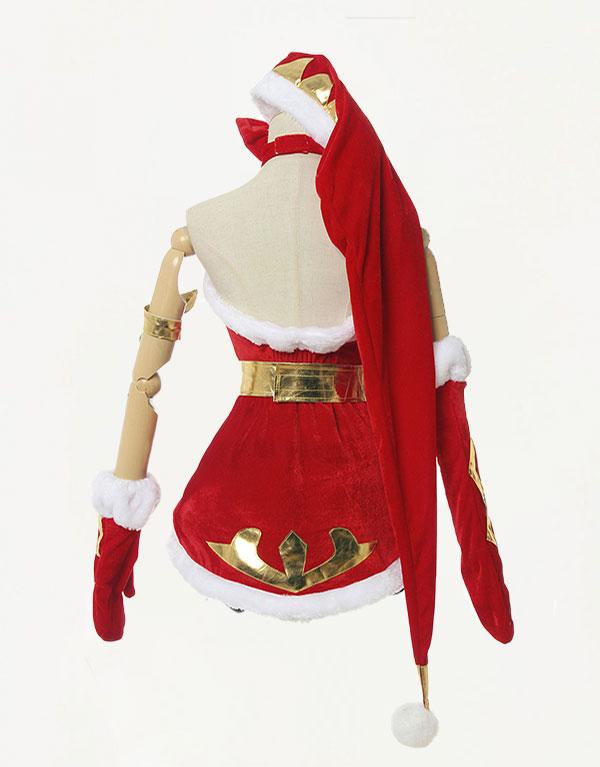 Jinx Cosplay Ambitious Elf Jinx Costume (2)