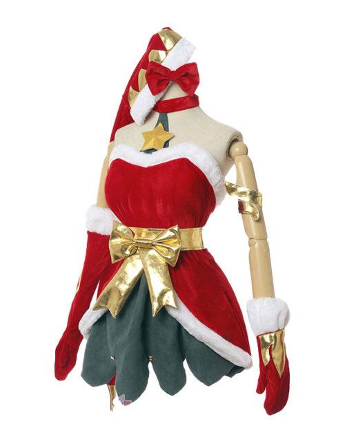 Jinx Cosplay Ambitious Elf Jinx Costume Product Etails (5)