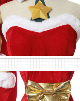 Jinx Cosplay Ambitious Elf Jinx Costume Product Etails (7)