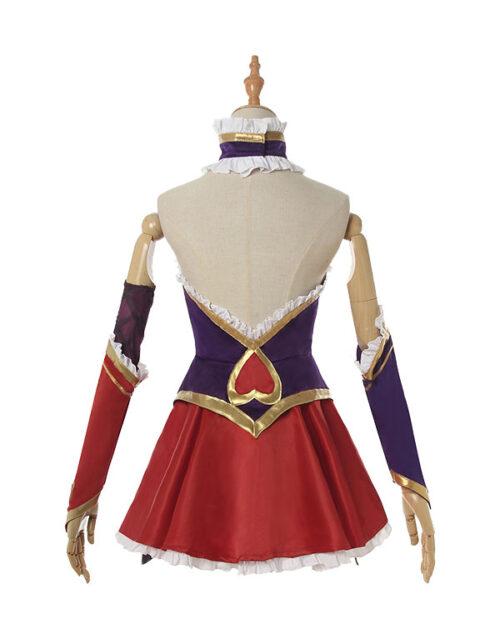 Jinx Cosplay Heartseeker Jinx Costume Product Etails (4)