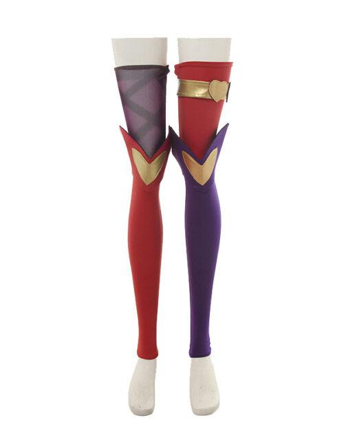 Jinx Cosplay Heartseeker Jinx Costume Product Etails (5)