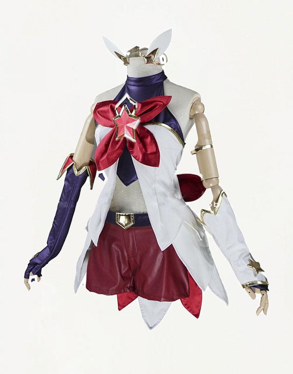 Jinx Cosplay Star Guardian Jinx Costume (2)