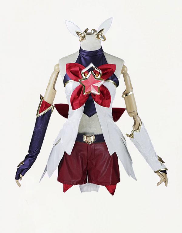 Jinx Cosplay Star Guardian Jinx Costume (3)