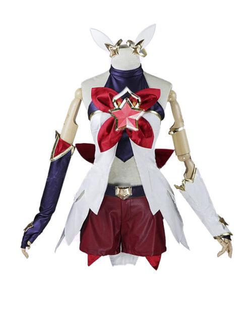 Jinx Cosplay Star Guardian Jinx Costume Product Etails (8)