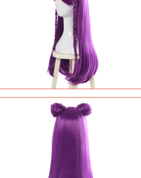 Kai'Sa Cosplay KDA Kai'Sa Costume Product Etails (12)