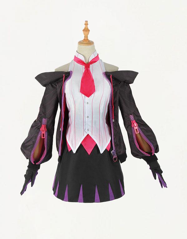 Katarina Cosplay Battle Academia Katarina Costume (4)