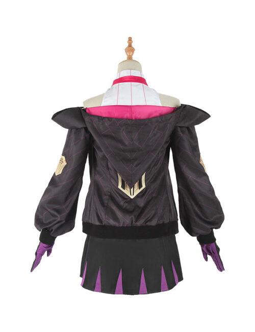 Katarina Cosplay Battle Academia Katarina Costume Product Etails (3)