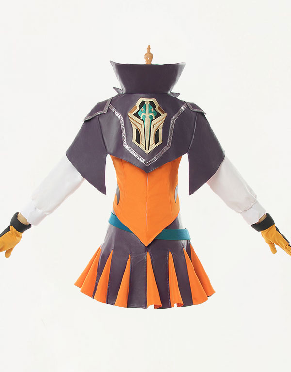 Lux Cosplay Battle Academia Lux Costume (4)