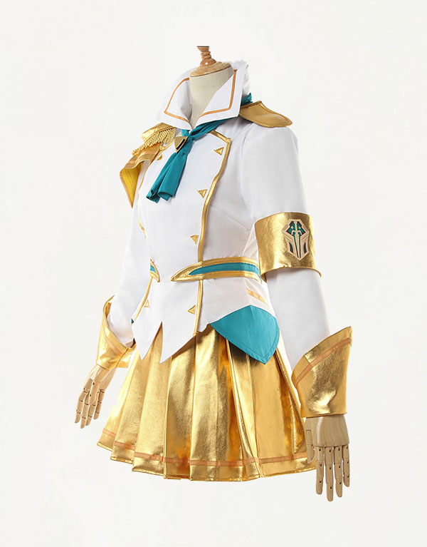 Lux Cosplay Battle Academia Lux Prestige Edition Costume (2)