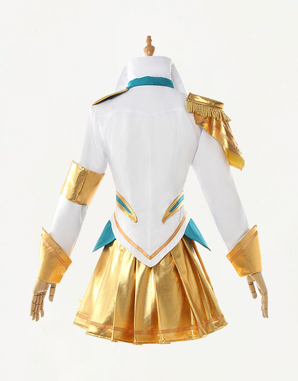 Lux Cosplay Battle Academia Lux Prestige Edition Costume (4)