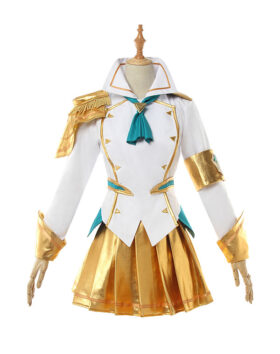 Lux Cosplay Battle Academia Lux Prestige Edition Costume Product Etails (2)
