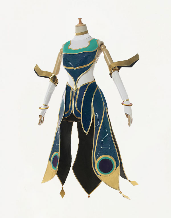 Lux Cosplay Cosmic Lux Costume (2)