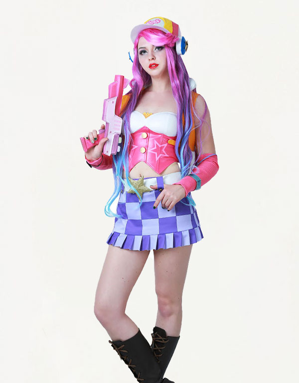 Miss Fortune Cosplay Arcade Miss Fortune Costume Product Etails (11)