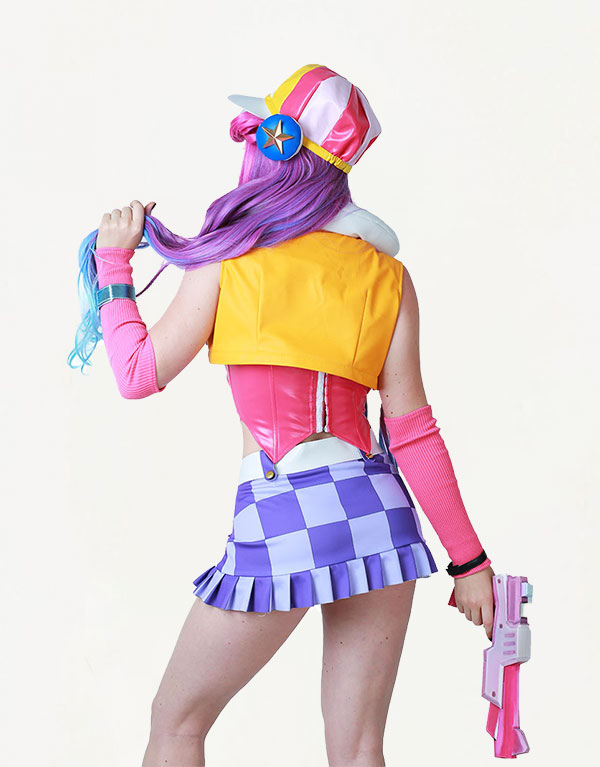 Miss Fortune Cosplay Arcade Miss Fortune Costume Product Etails (8)