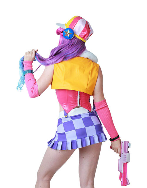 Miss Fortune Cosplay Arcade Miss Fortune Costume Product Etails (9)
