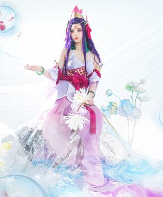 Nami Cosplay Splendid Staff Nami Costume (7)