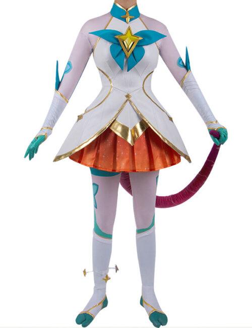 Neeko Cosplay Star Guardian Neeko Costume Product Etails (2)