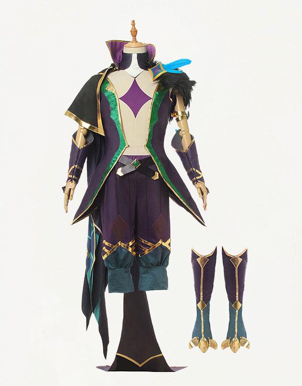 Rakan Cosplay Star Guardian Rakan Costume (1)