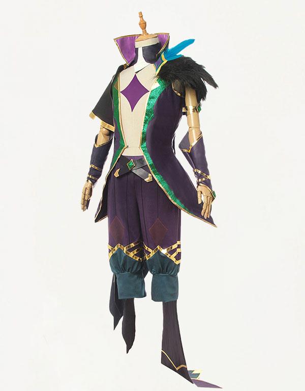 Rakan Cosplay Star Guardian Rakan Costume (2)