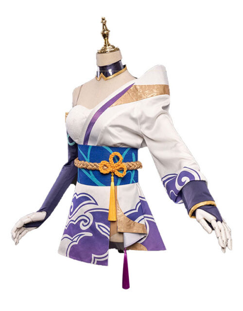 Riven Cosplay Spirit Blossom Riven Costume Product Etails (17)