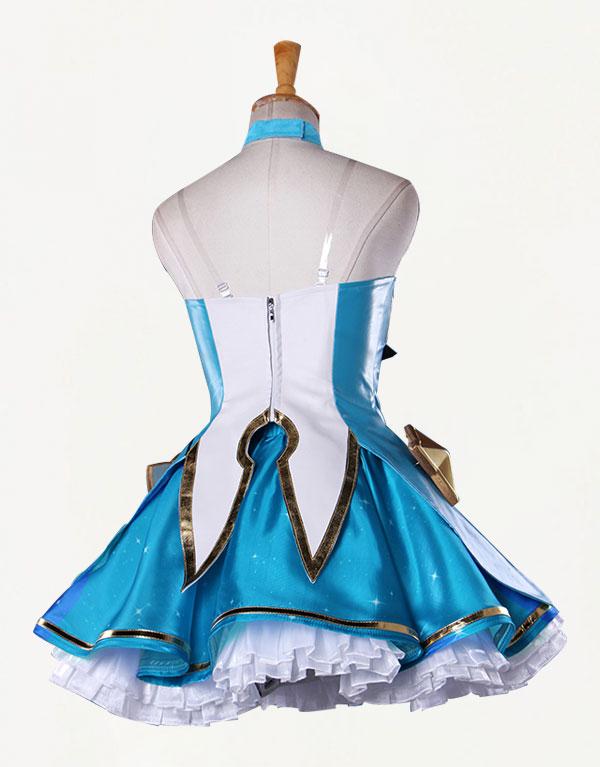 Soraka Cosplay Star Guardian Soraka Costume (1)