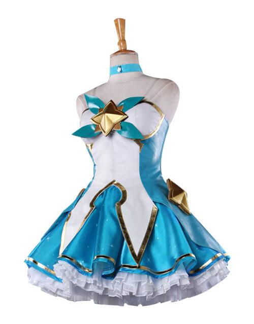 Soraka Cosplay Star Guardian Soraka Costume Product Etails (1)