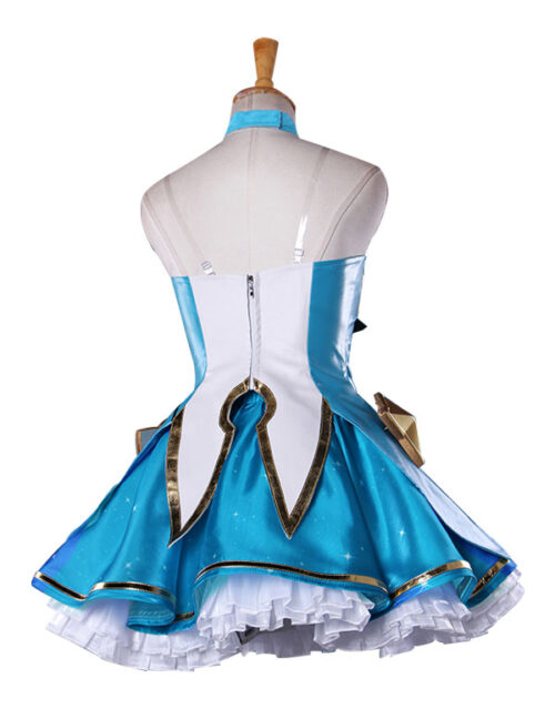 Soraka Cosplay Star Guardian Soraka Costume Product Etails (2)