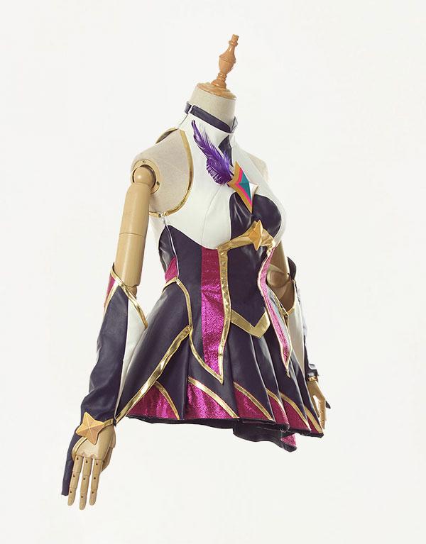 Xayah Cosplay Star Guardian Xayah Costume (3)