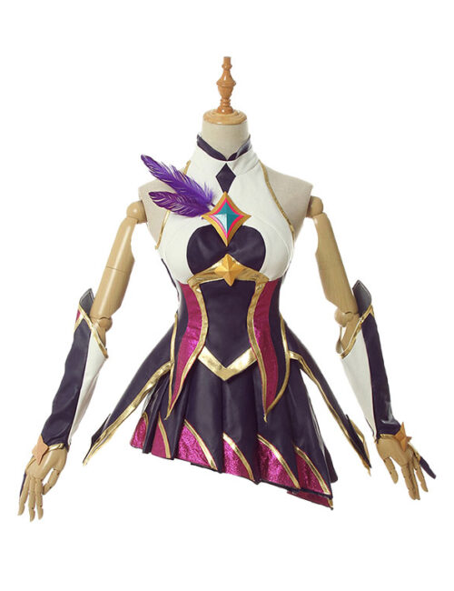 Xayah Cosplay Star Guardian Xayah Costume Product Etails (2)