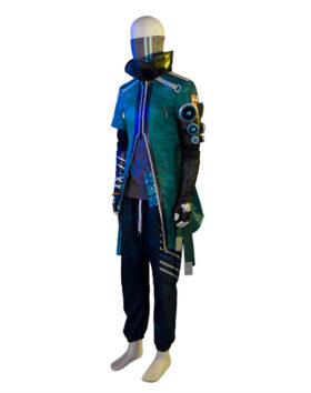 Yasuo Cosplay True Damage Yasuo Prestige Edition Costume Product Etails (2)