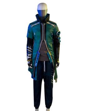 Yasuo Cosplay True Damage Yasuo Prestige Edition Costume Product Etails (3)