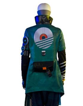 Yasuo Cosplay True Damage Yasuo Prestige Edition Costume Product Etails (4)