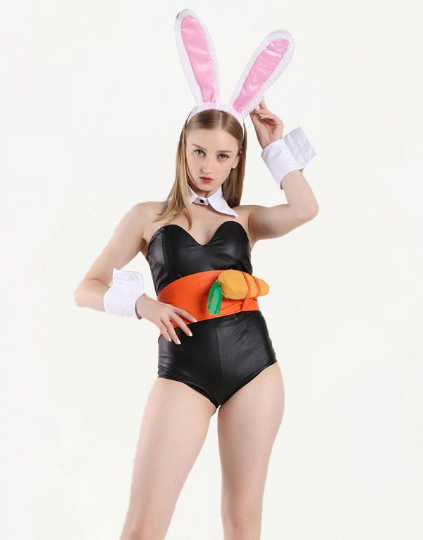 Battle Bunny Riven Cosplay Costume (3)