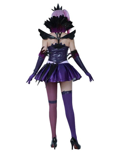 Dark Cosmic Lux Cosplay Costume Product Etails (2)
