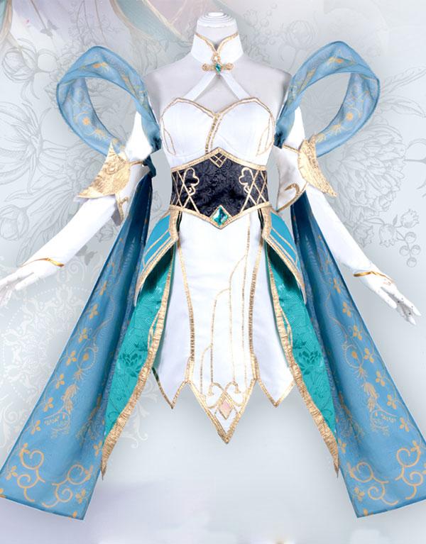 Divine Sword Irelia Cosplay Costume (2)