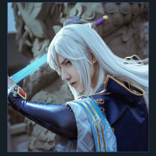 Enduring Sword Talon Cosplay Cotume Product Etails (1)