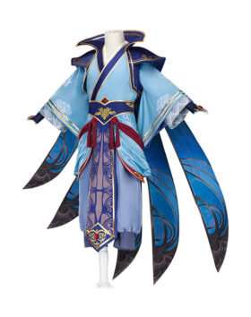 Enduring Sword Talon Cosplay Cotume Product Etails (5)