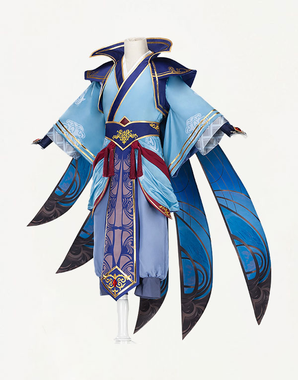 Enduring Sword Talon Cosplay Cotume Product Etails (7)