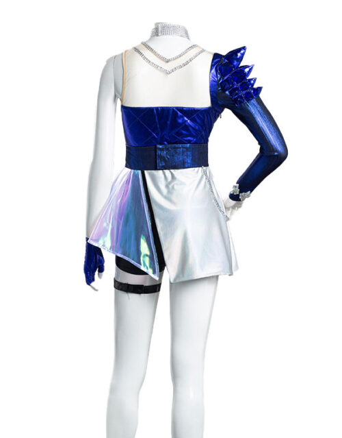 KDA ALL OUT Ahri Cosplay Costume Product Etails (10)