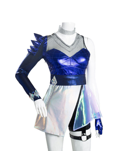 KDA ALL OUT Ahri Cosplay Costume Product Etails (7)